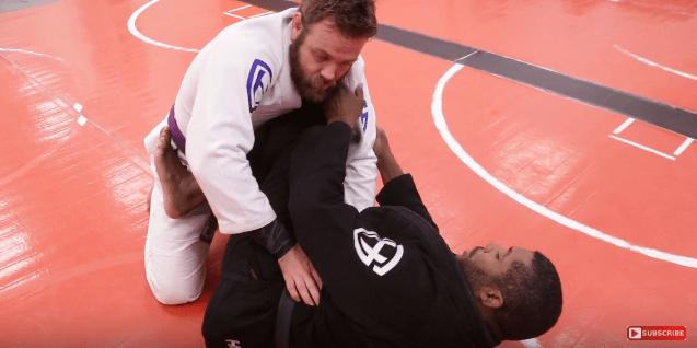 Texas BJJ Black Belt Professor Mikal Abdullah Teaches BJJ