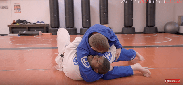 Aces Jiu Jitsu Club Technique of the Week | Kesa Gatame Reversal