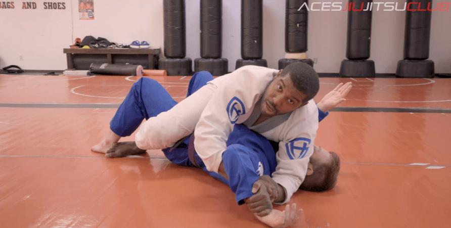 Aces Jiu Jitsu Club Technique of the Week | Americana