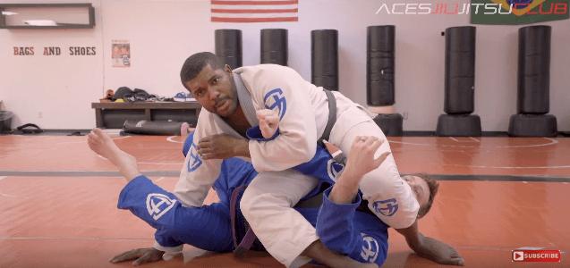 Aces Jiu Jitsu Club Technique of the Week: Armbar From The Mount