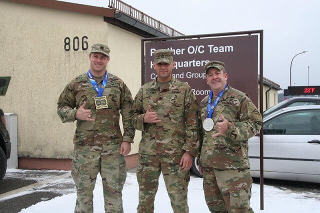 Army Soldiers Medal at Brazilian Jiu-Jitsu European Championship