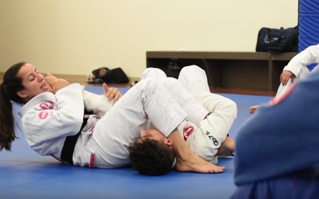 Brazilian Jiu-Jitsu Champion Fights Her Way to the U.S.