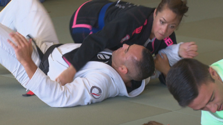 Police Officer Uses Jiu-Jitsu Training On The Job And In Competition