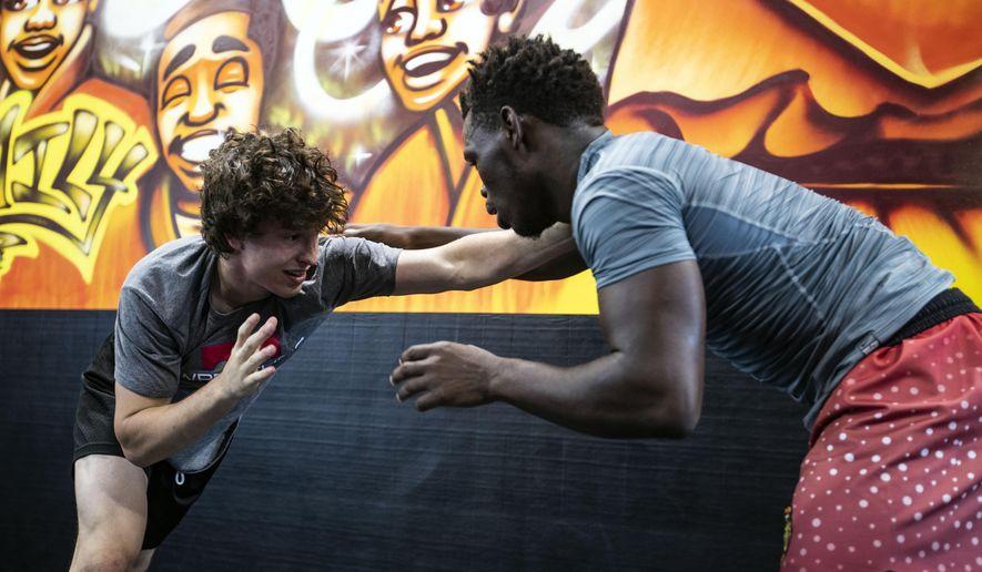 Brazilian Jiu Jitsu Helps Kids Grapple with Insecurity