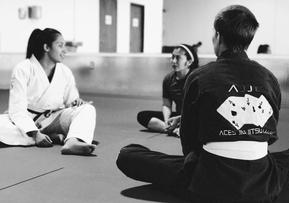Women's Self Defense and Brazilian Jiu Jitsu is a Perfect Match